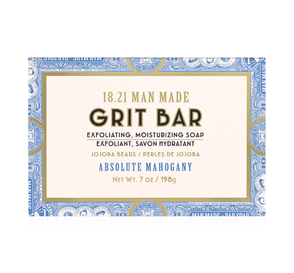 Grit Bar Soap 7oz 18.21 Man Made
