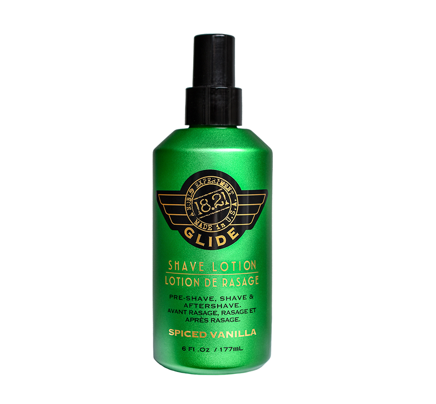 Glide Shave Lotion 6oz 18.21 MAN MADE
