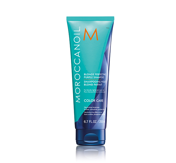 Blonde Perfecting Purple Shampoo 6.7oz MOROCCANOIL