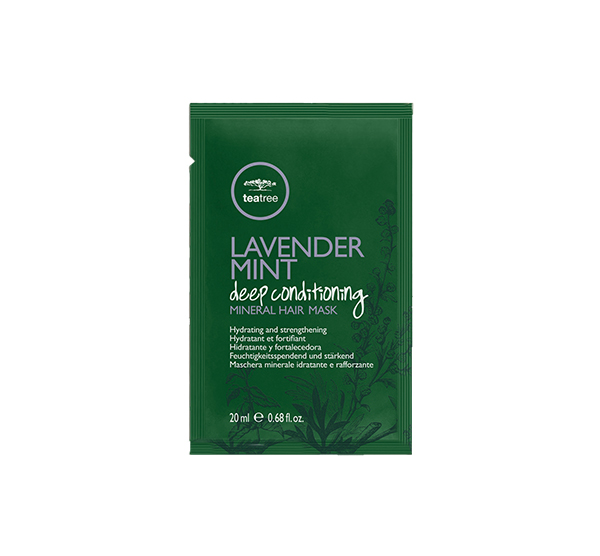 Lavender Mint Conditioning Mineral Mask Foil Pack Paul Mitchell
