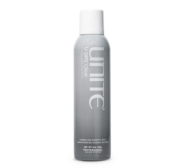 U:DRY Clear Invisible Dry Shampoo 5oz Unite