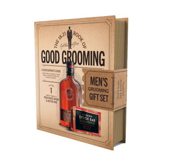 Grooming Gift Set: Volume 1 18.21 Man Made