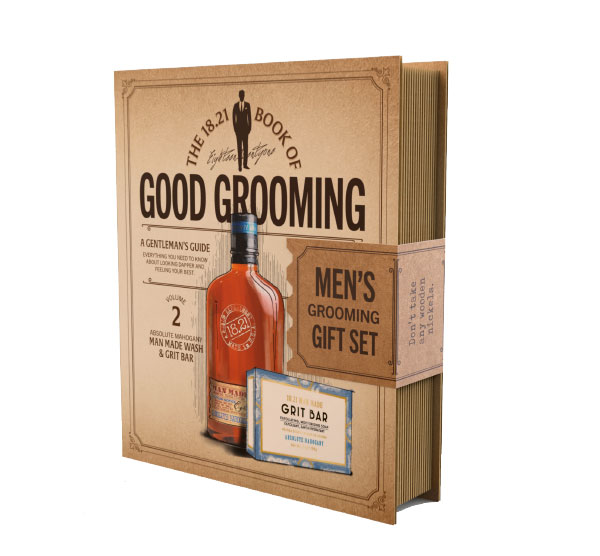 Grooming Gift Set: Volume 2 18.21 Man Made
