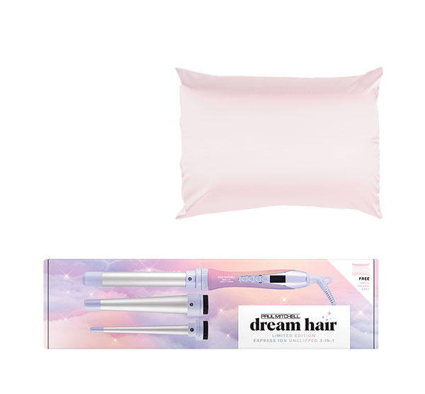 Limited Edition Dream Hair Express Ion Unclipped 3-in-1 Paul Mitchell Pro Tools
