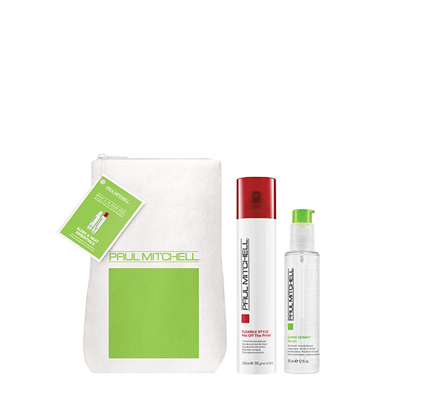 Sleek & Heat Essentials Paul Mitchell