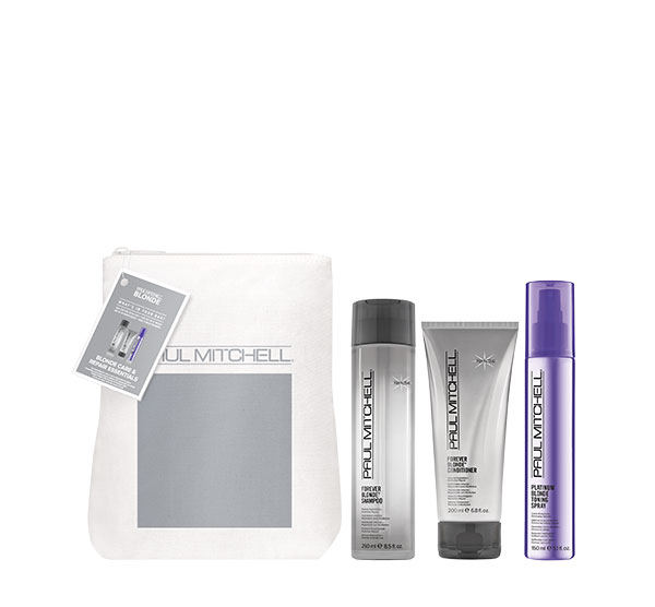 Blonde Care & Repair Essentials Paul Mitchell