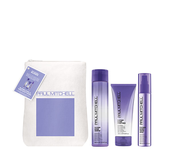 Blonde Cool & Tone Must-Haves Paul Mitchell