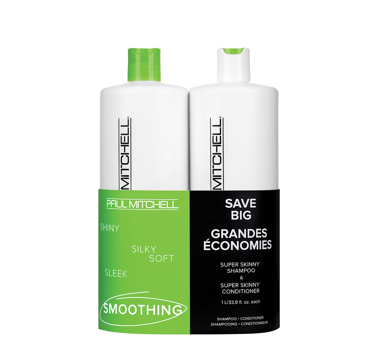 Smoothing Duo Paul Mitchell