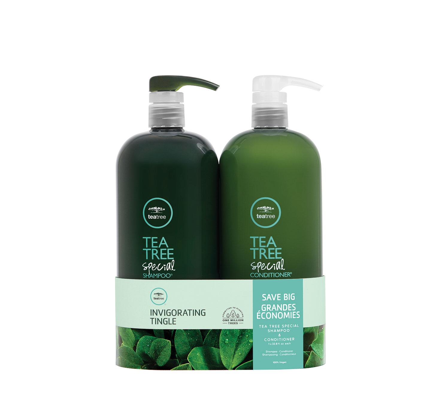 Special Hair & Body Set Paul Mitchell Tea Tree
