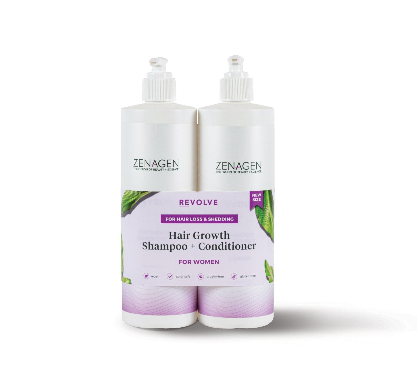Revolve Treatment for Women Duo Zenagen