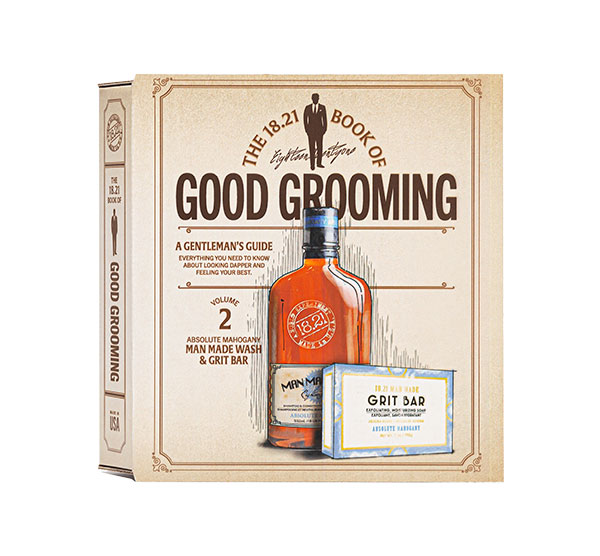 18.21 Man Made Grooming Gift Set Volume 2