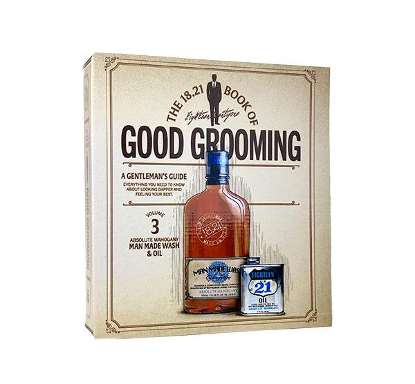 18.21 Man Made Grooming Gift Set Volume 3