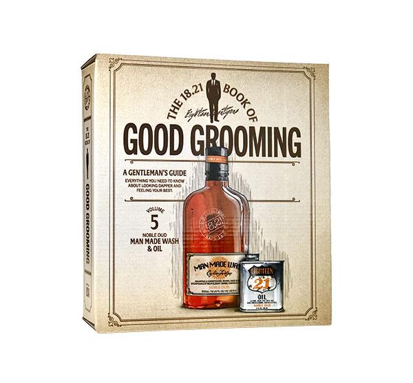 18.21 Man Made Grooming Gift Set Volume 5