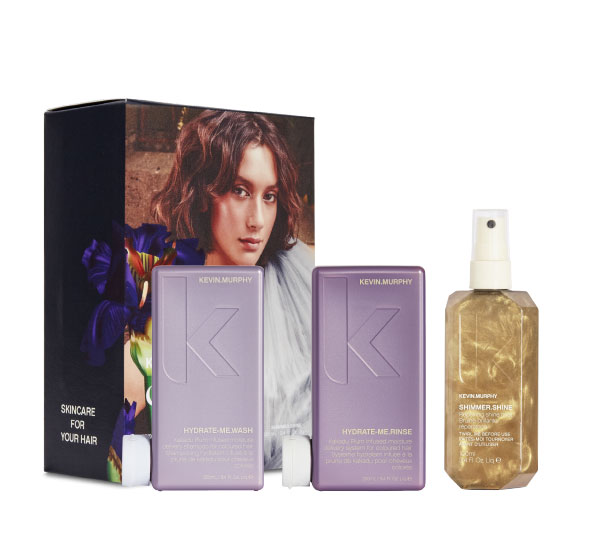 KEVIN.MURPHY GLOW.UP HYDRATE-ME Trio