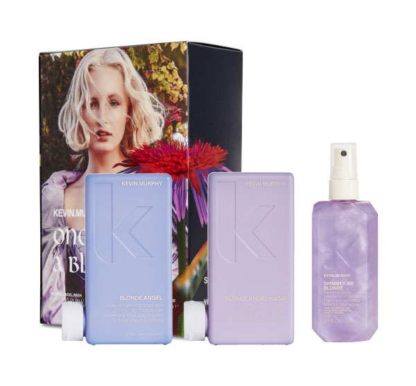 KEVIN.MURPHY Once Upon A Blonde BLONDE.ANGEL Trio