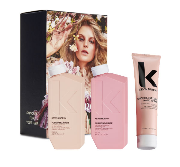 KEVIN.MURPHY T.L.C TENDER.LOVE.CARE PLUMPING Trio