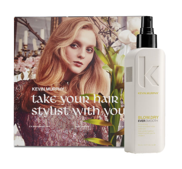 KEVIN.MURPHY Take Your Hair Stylist with You - EVER.SMOOTH Gift Set