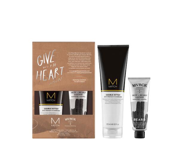 Paul Mitchell MITCH Wash & Shave Gift Set