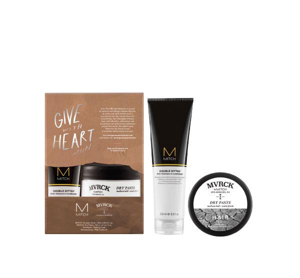 Paul Mitchell MITCH Wash & Style Gift Set