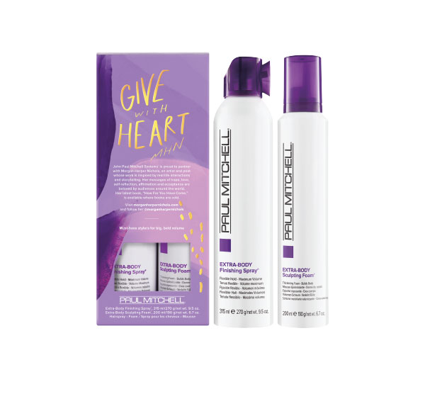 Paul Mitchell Extra-Body Style Duo