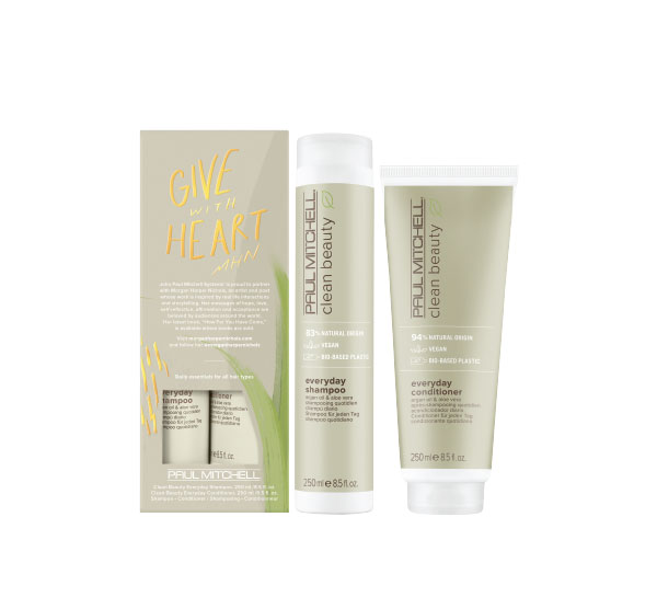 Paul Mitchell Clean Beauty Everyday Duo