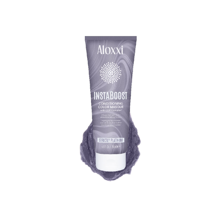 InstaBoost Conditioning Color Masque 6.8oz Strictly Platinum