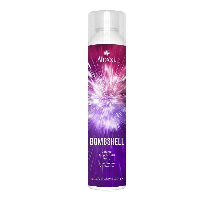 Bombshell Volumizing Grip & Hold Spray 6.5oz ALOXXI