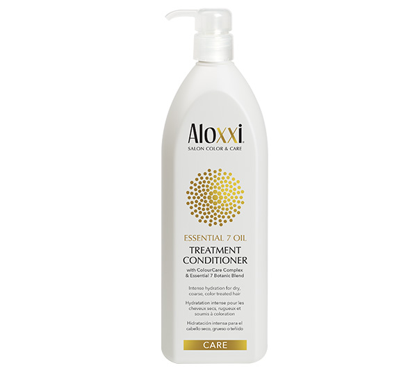 Essential 7 Oil Treatment Conditioner 33.8oz Aloxxi
