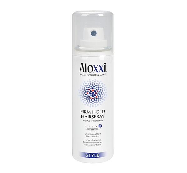 Aloxxi Firm Hold Hairspray 1.5oz