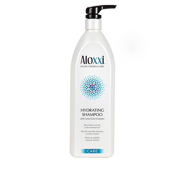 Hydrating Shampoo 33.8oz Aloxxi