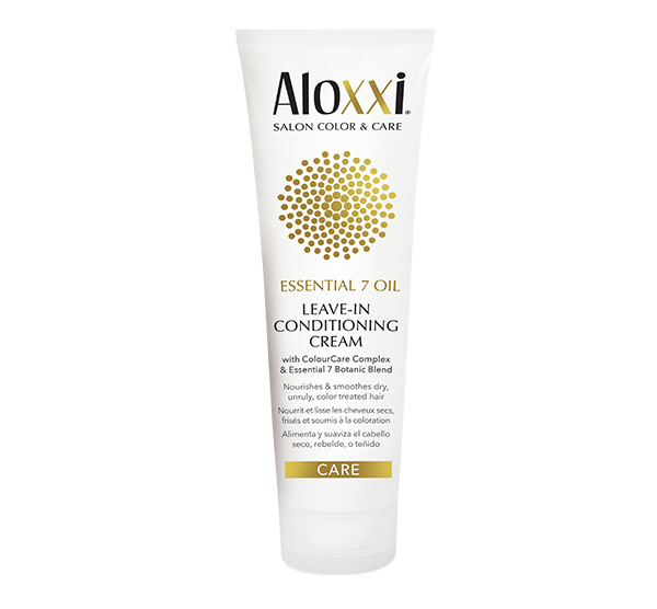Essential 7 Oil Leave-In Conditioning Cream 6.8oz ALOXXI