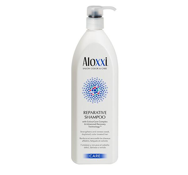 Reparative Shampoo 33.8oz Aloxxi