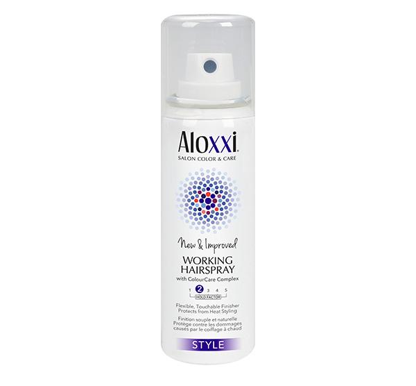 Working Hairspray 1.5oz ALOXXI