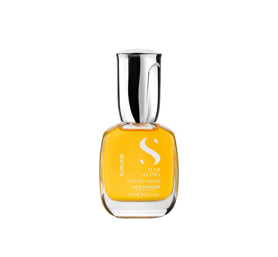 Sublime Cristalli Liquidi .5oz ALFAPARF Semi Di Lino