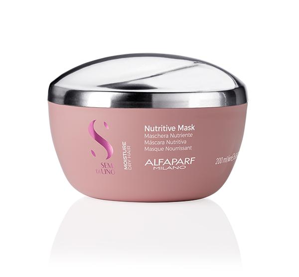 Moisture Nutritive Mask 6.9oz Alfaparf Milano Semi Di Lino