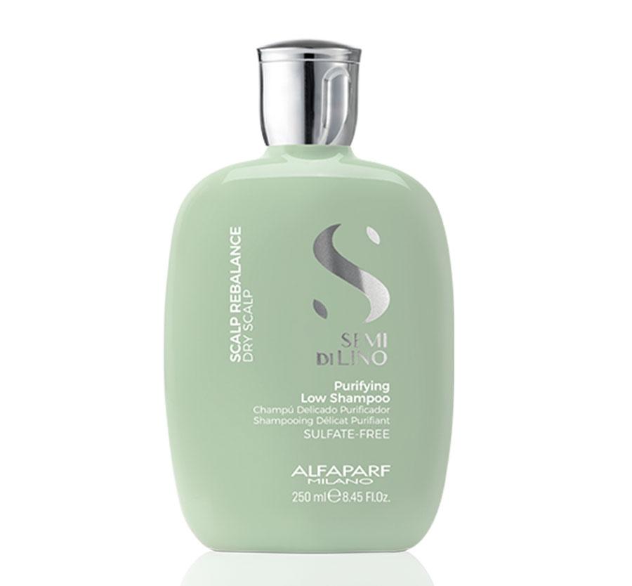 Scalp Rebalance Purifying Low Shampoo 8.5oz ALFAPARF Semi Di Lino