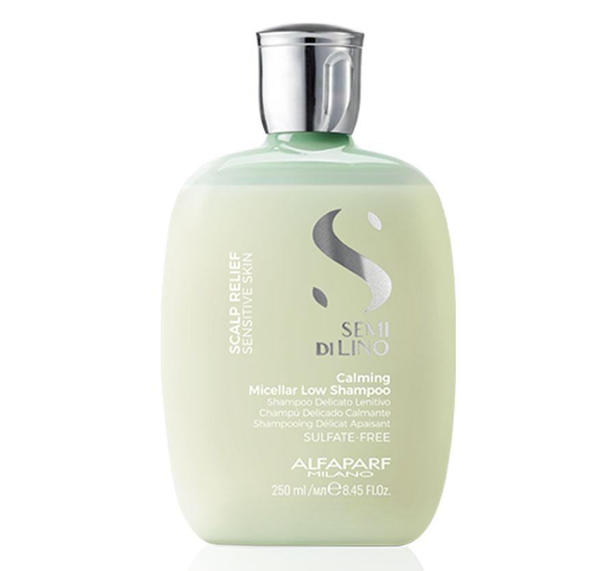 Scalp Relief Calming Micellar Low Shampoo 8.5oz ALFAPARF Semi Di Lino