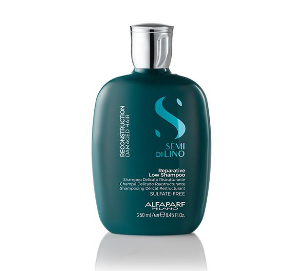 Reconstruction Reparative Low Shampoo 8.5oz ALFAPARF Semi Di Lino