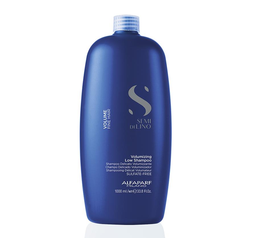 Volumizing Low Shampoo 33.8oz Alfaparf Milano Semi Di Lino