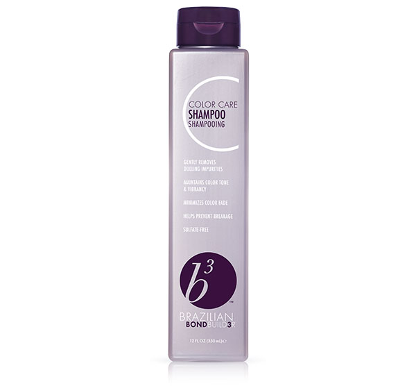 Color Care Shampoo 12oz Sulfate-Free