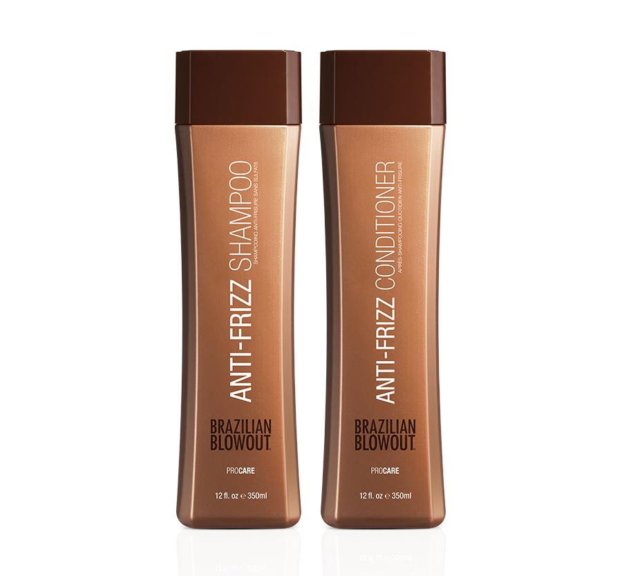 Brazilian Blowout Anti-Frizz Shampoo & Conditioner Duo