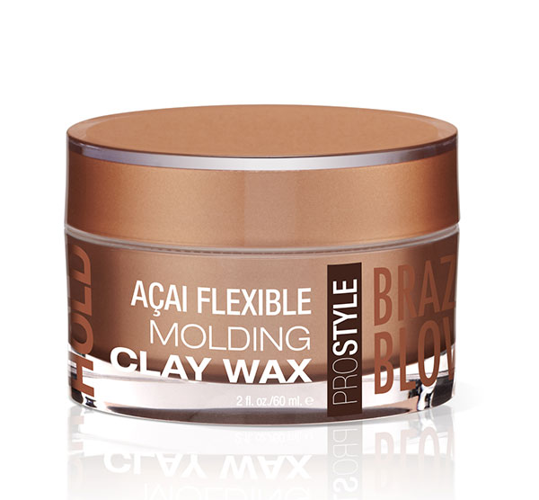 Açai Molding Clay Wax 2oz Flexible Hold | Soft Matte Finish