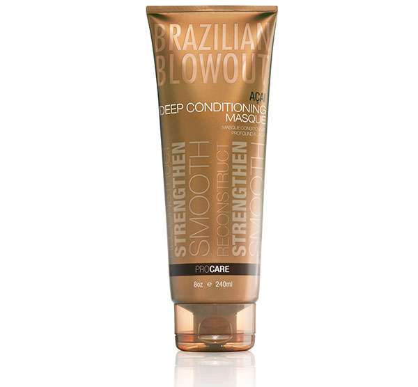 BRAZILIAN DEEP CONDITIONING MASQUE 8OZ