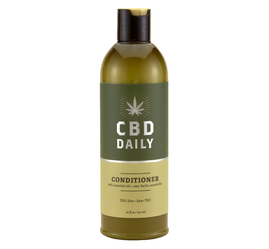 CBD Conditioner 16oz (10mg CBD) CBD Daily