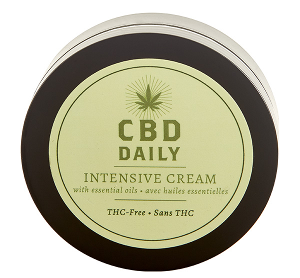 Intensive Cream 8oz MISCELLANEOUS/SUNDRIES CBD Daily