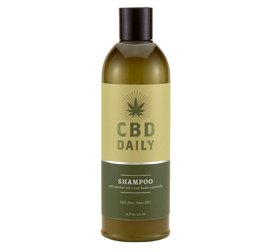 CBD Shampoo 16oz (10mg CBD) CBD Daily