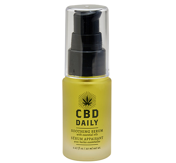 Soothing Serum Pump .67oz MISCELLANEOUS/SUNDRIES CBD Daily