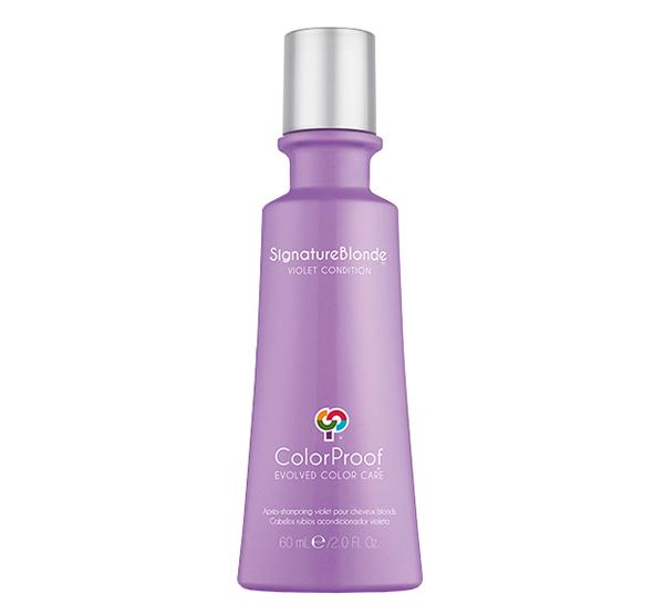 ColorProof SignatureBlonde Violet Condition 2oz
