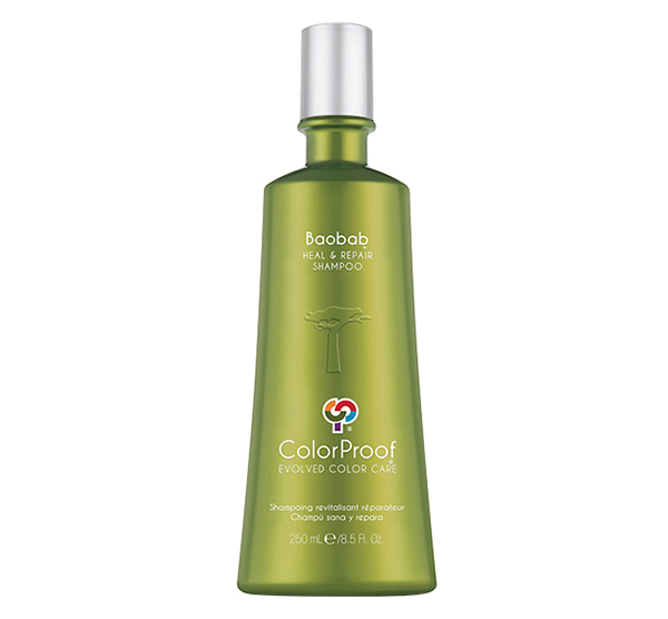 Baobab Heal & Repair Shampoo 8.5oz COLORPROOF