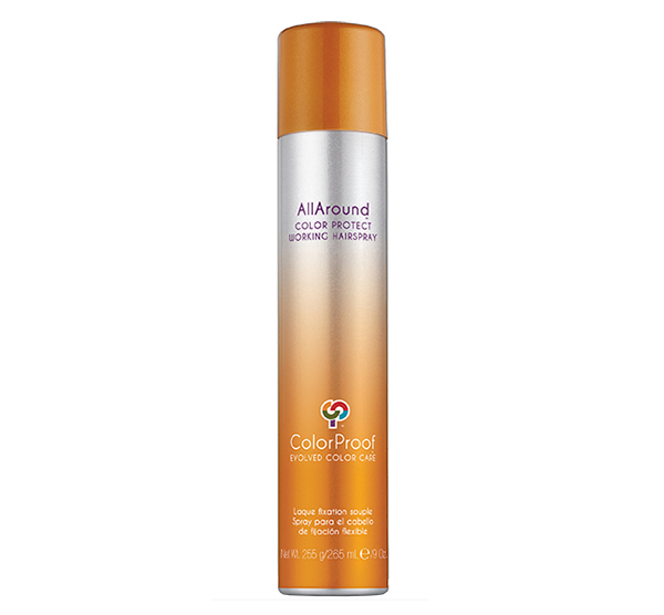 Allaround Color Protect Working Hairspray 9oz COLORPROOF